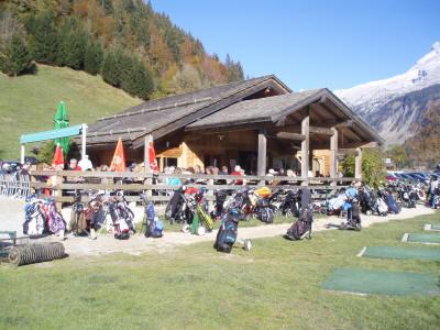 Restaurant Du Golf Le Grand Bornand