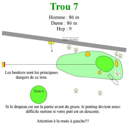 Trou 7